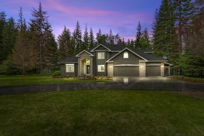 Hayden, Hayden Lake Single Family Home For Sale: 2883 E St James Ave