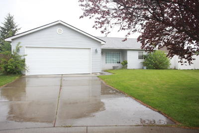 Post Falls Single Family Home For Sale: 2330 N Methow Ct