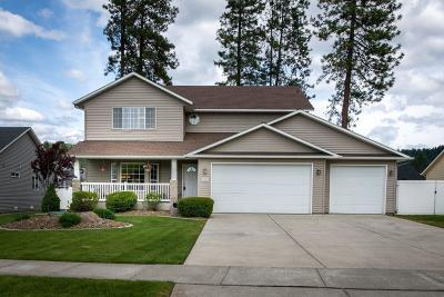 Coeur D'alene Single Family Home For Sale: 3934 N 22nd St