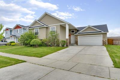 Post Falls Single Family Home For Sale: 3580 E White Sands Ln