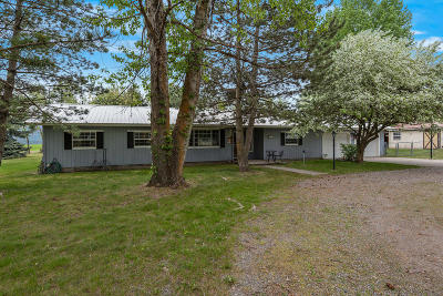 Post Falls Single Family Home For Sale: 10807 W Hayden Ave