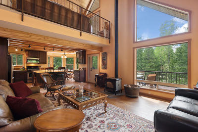Sandpoint Single Family Home For Sale: 1125 N Wrenco Rd