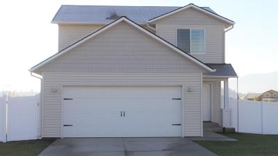 Post Falls Single Family Home For Sale: 8910 N Scotsworth St