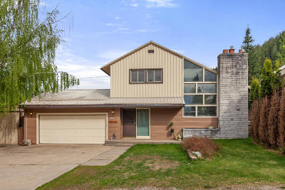 Shoshone County Single Family Home For Sale: 401 S 1st St