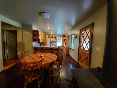 Priest River Single Family Home For Sale: 100 Lamb Creek Rd