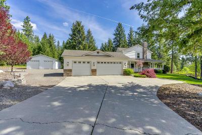 Rathdrum Single Family Home For Sale: 11420 N Steeldust Ct