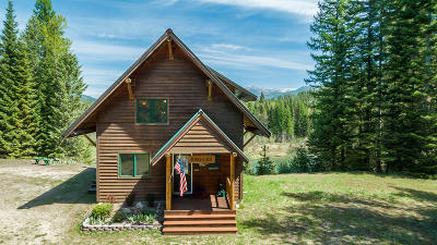 Priest Lake, Priest River Single Family Home For Sale: 5359 Gleason McAbee Road