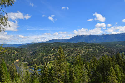 Bonners Ferry Residential Lots & Land For Sale: NNA E Mountain View Rd