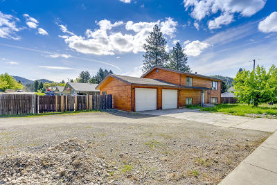 Coeur D'alene Single Family Home For Sale: 3420 N 15th St
