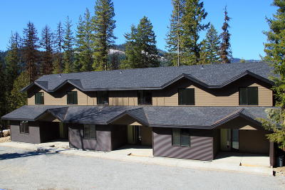 Priest Lake, Priest River Condo/Townhouse For Sale: NNA Divot Drive #403