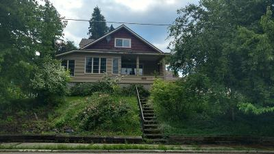 St. Maries Single Family Home For Sale: 1103 W Jefferson Ave