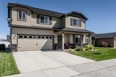 Rathdrum Single Family Home For Sale: 6083 W Lofty Ridge St