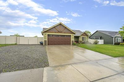 Rathdrum Single Family Home For Sale: 13549 Apollo St