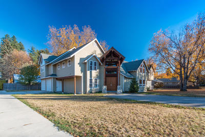 Sandpoint Single Family Home For Sale: 603 S Olive Ave