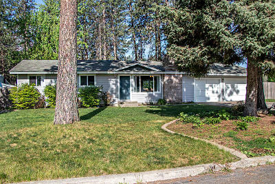 Post Falls Single Family Home For Sale: 216 S Spruce Ct