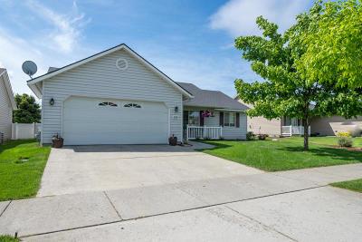 Post Falls Single Family Home For Sale: 4798 W Lemonwood Ln