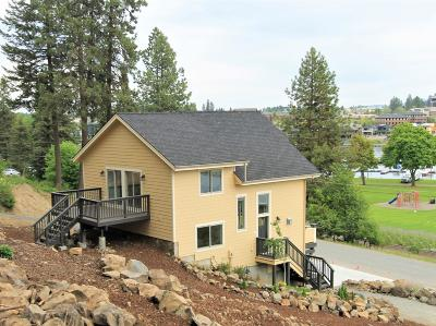 Coeur D'alene Single Family Home For Sale: 1013 S Millview Ln