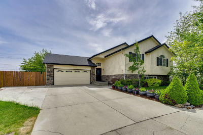 Post Falls Single Family Home For Sale: 2528 N Sparrow Lp