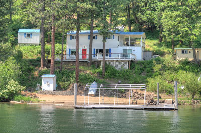 Worley Single Family Home For Sale: 25254 S. Cottonwood Bay Ln.