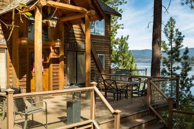 Hayden Single Family Home For Sale: 5527 E Hayden Lake Rd