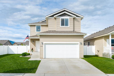 Post Falls Single Family Home For Sale: 13359 W Moorfield Ave