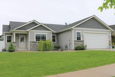 Rathdrum Single Family Home For Sale: 7439 W Majestic Ave