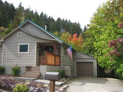 Kellogg Single Family Home For Sale: 613 W. Park