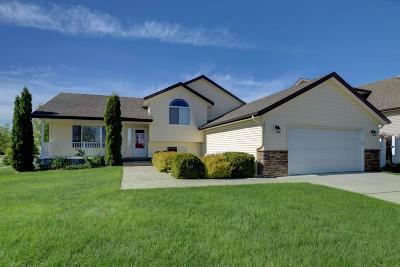 Coeur D'alene Single Family Home For Sale: 3944 W Long Meadow Dr
