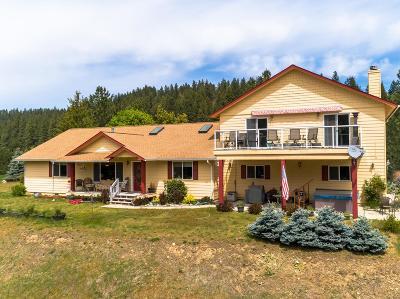 Harrison Single Family Home For Sale: 15487 E Sunset Shores Cir