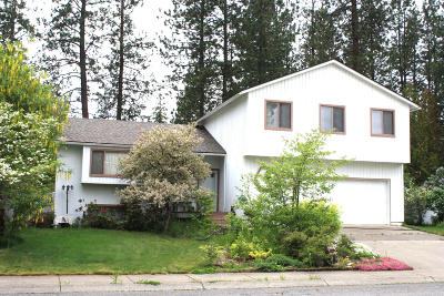 Post Falls Single Family Home For Sale: 116 S Linden St
