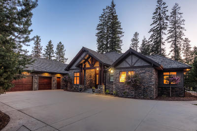 Hayden Single Family Home For Sale: 1535 E Bruin Loop
