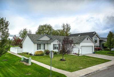 Post Falls Single Family Home For Sale: 933 N Bainbridge St