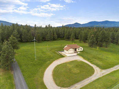 Coeur D'alene Single Family Home For Sale: 5941 S Dove Crest Ln