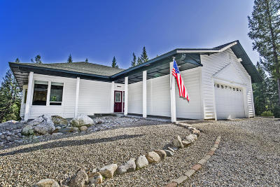 Sandpoint Single Family Home For Sale: 942 Mountain View Dr.