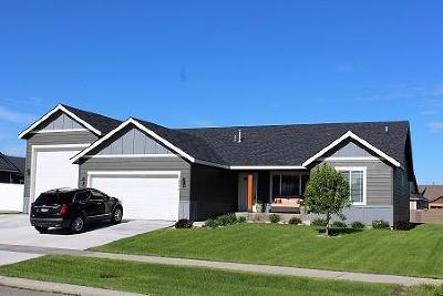 Rathdrum Single Family Home For Sale: 13595 N Apollo St