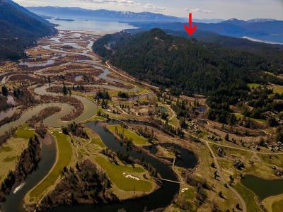 Sandpoint Residential Lots & Land For Sale: NNA Brightwater Ln