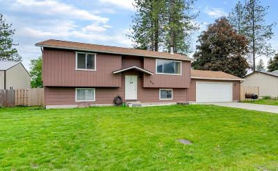 Rathdrum Single Family Home For Sale: 8247 W Montana St