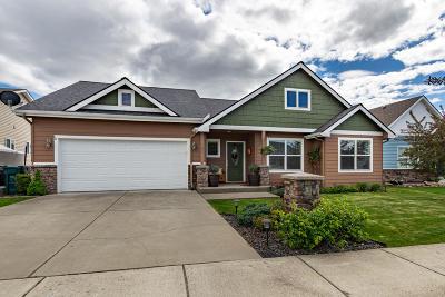 Post Falls Single Family Home For Sale: 1424 E Triumph Ave