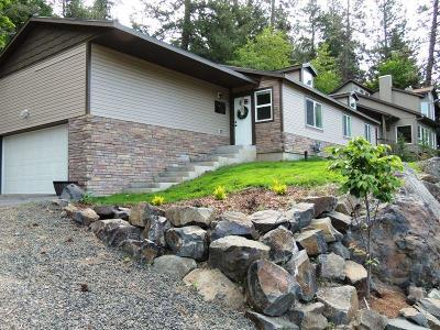 Coeur D'alene Single Family Home For Sale: 1328 N Cherrywood Dr