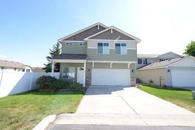 Post Falls Single Family Home For Sale: 3680 E Arlington Ln