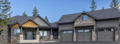 Coeur D'alene Single Family Home For Sale: 3779 Beckon Ridge