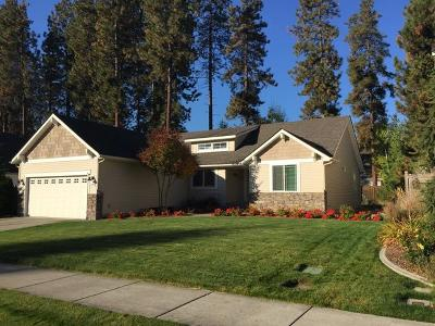 Post Falls Single Family Home For Sale: 638 S Widgeon St