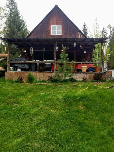Bonners Ferry Single Family Home For Sale: 201 Pebble Ln