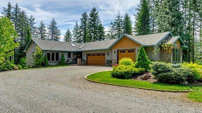 Coeur D'alene, Dalton Gardens Single Family Home For Sale: 2032 S Meadowbrook Acres Rd