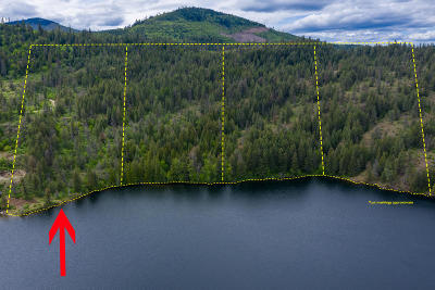 Rathdrum Residential Lots & Land For Sale: 21001 W Lower Twin Lake Shore