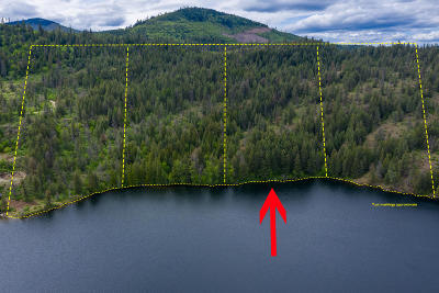 Rathdrum Residential Lots & Land For Sale: 21003 W Lower Twin Lake Shore