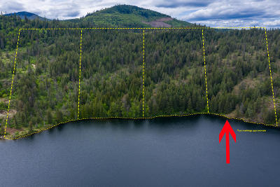Rathdrum Residential Lots & Land For Sale: 21004 W Lower Twin Lake Shore