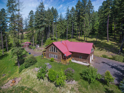 Worley Single Family Home For Sale: 6169 Sunny Slopes Rd