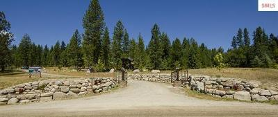 Sandpoint Residential Lots & Land For Sale: NKA Moore Crk Rd (3.53 Acres) B