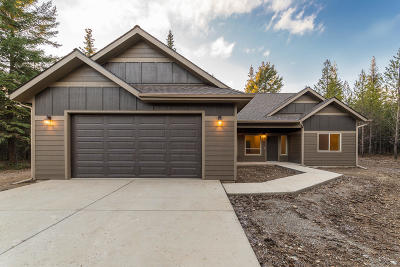 Rathdrum Single Family Home For Sale: L6B1 Marilyn Rd
